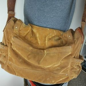 Fossil Bags - Fossil crossbody hobo purse